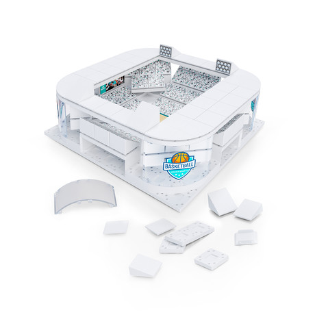 Stadium Building Kit // Volume 2