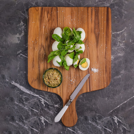 Marine Collection // Gourmet Chopping Board // Large