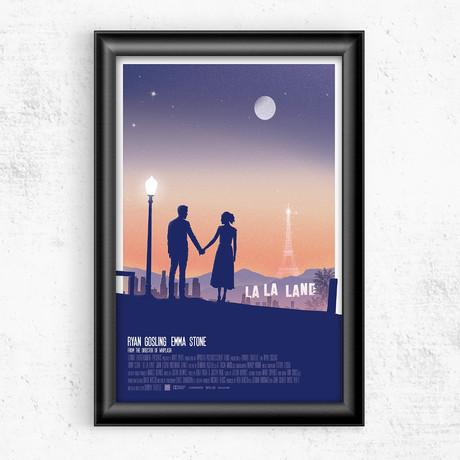 """La La Land (16""""W x 20""""H)"""