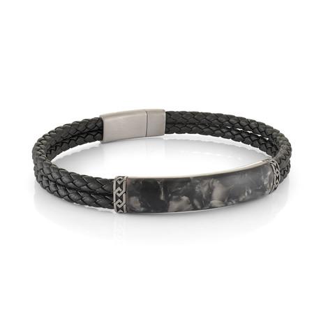 Special Stone Bracelet // Black