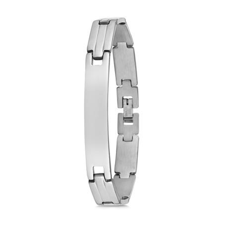 Monte Carlo Bracelet // Silver