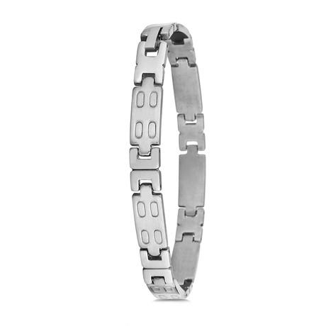 Capri Bracelet // Silver