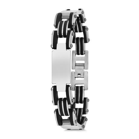 Allen Bracelet // Silver