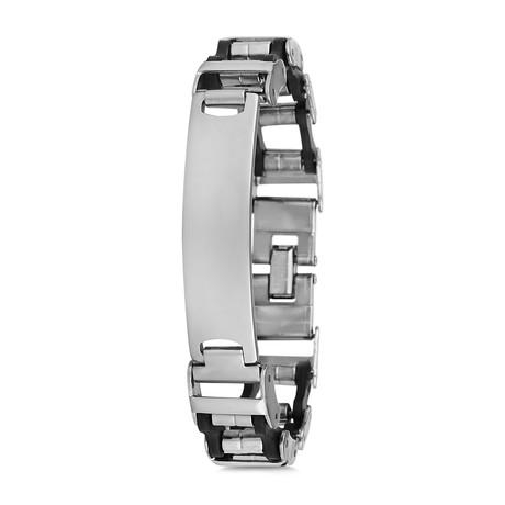 Nile Bracelet // Silver