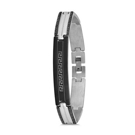 Monaco Bracelet // Silver