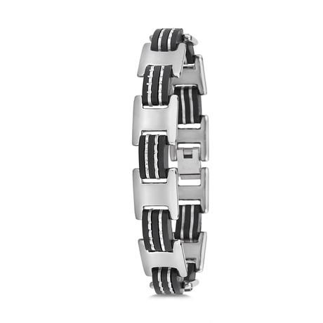 Elbrus Bracelet // Silver