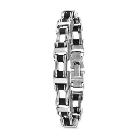 Kea Bracelet // Silver