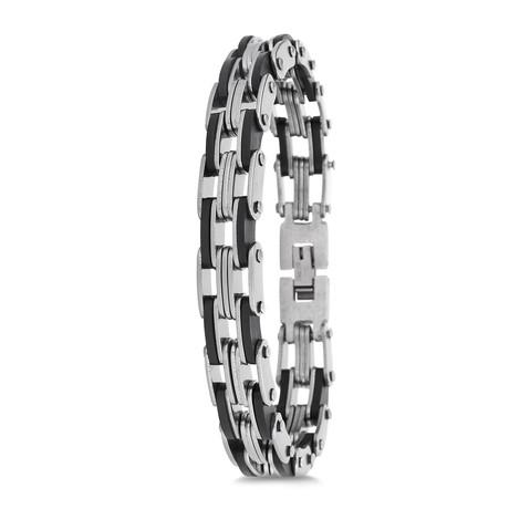 Bond Bracelet // Silver