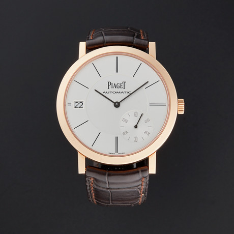 Piaget Altiplano Automatic // G0A38131 // Pre-Owned