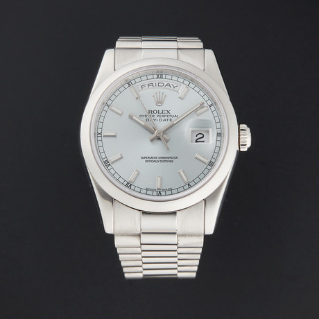 Rolex Day-Date Automatic // 118206 // K Serial // Pre-Owned