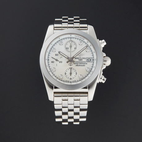 Breitling Ladies Chronomat Automatic // W1331012/A776 // New