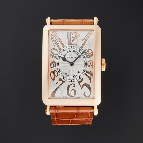 Franck Muller Long Island Automatic // 1200 SC REL HC // New