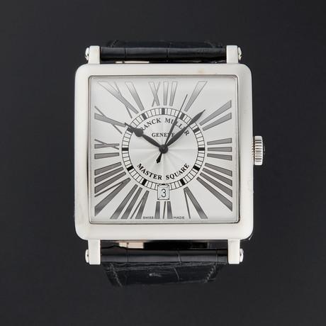 Franck Muller Master Square Automatic // 6000K SC DT REL R // New