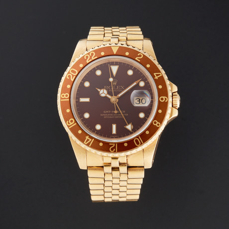Rolex GMT-Master Automatic // 16758 // 8 Million Serial // Pre-Owned