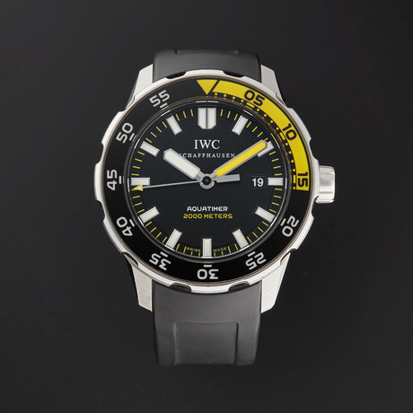 IWC Aquatimer 2000 Automatic // IW356802 // Pre-Owned