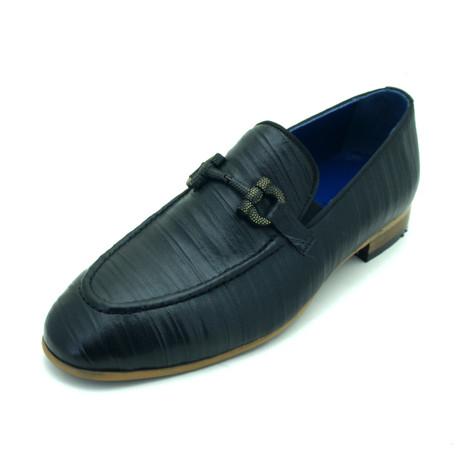 Alaricon Loafers // Dark Blue (Euro: 39)
