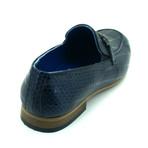 Brishon Loafers // Dark Blue (Euro: 46)