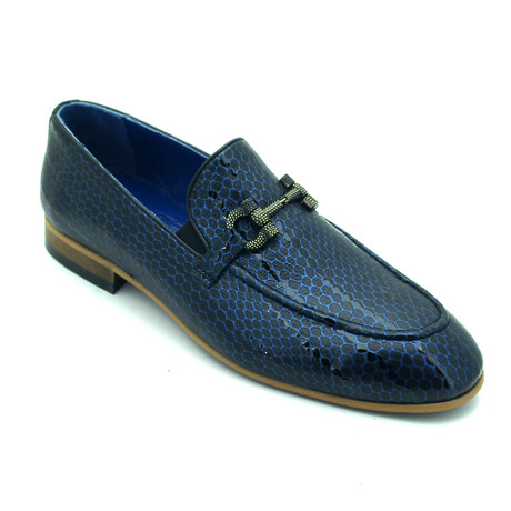 Brishon Loafers // Dark Blue (Euro: 39)