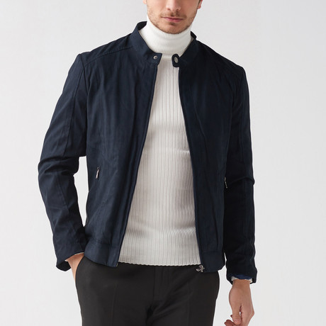 Damari Jacket // Dark Blue (S)