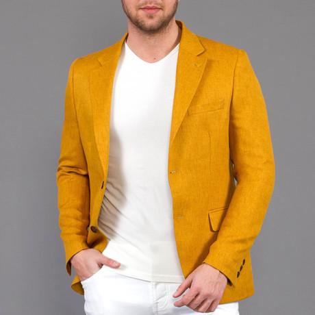 Mikel Jacket // Mustard (Euro: 46)