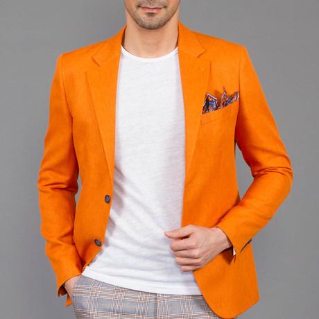 Castiel Jacket // Orange (Euro: 46)