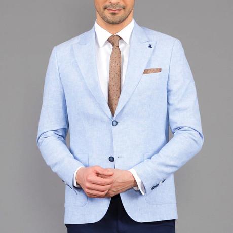 Jaden Jacket // Blue (Euro: 46)