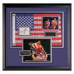 Rocky IV // Autographed Display