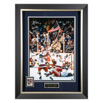 Miracle On Ice // Autographed Display