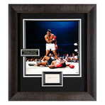 Muhammad Ali // Autograph Display