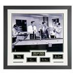 Rat Pack // Facsimile Signature Display
