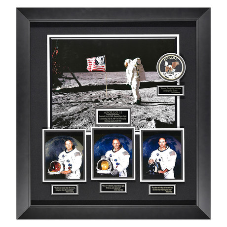 Apollo 11 Golden Anniversary // Unsigned