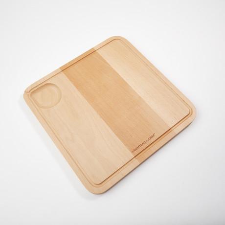 Beechwood Cutting Board / Cheese Tray