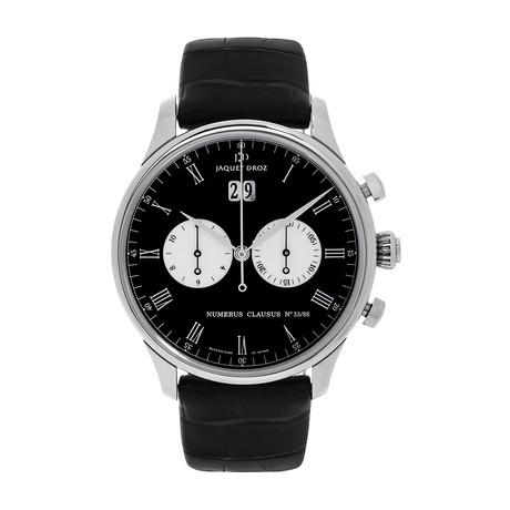Jaquet Droz Chronograph Grande Date Automatic // J024034202 // Store Display