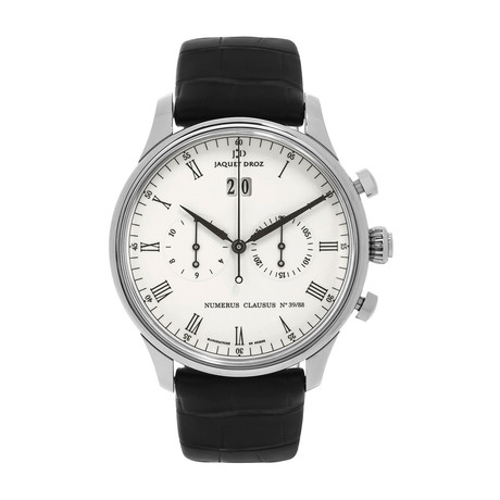 Jaquet Droz Chronograph Grande Date Automatic // J024034201 // Store Display