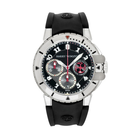 Harry Winston Project Z2 Sport Ocean Chronograph Automatic // OCEACH44WZ001 // Store Display