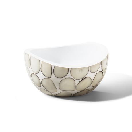 Tagua Accent Bowl