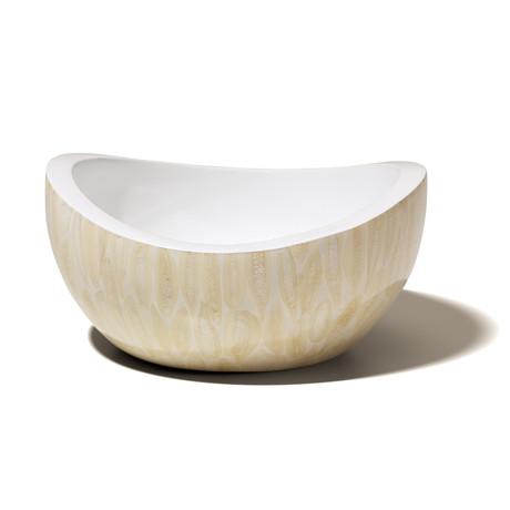 Light Almendro Accent Bowl