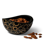 Bamboo Ring Accent Bowl