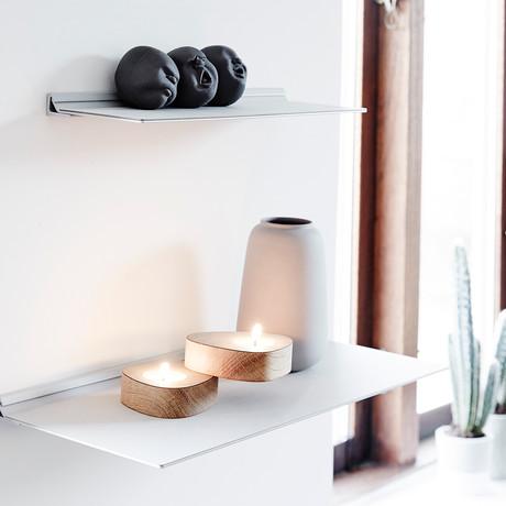 Slim Shelf // Medium (Black)