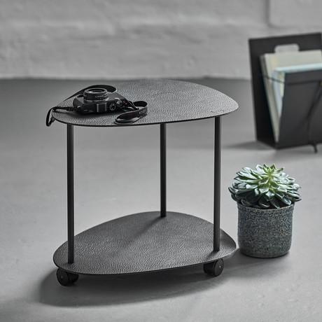 Curve Slim Table (Black, Anthracite)