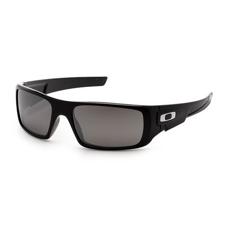 Men's OO9239-01-60 Sunglasses // Polished Black + Gray