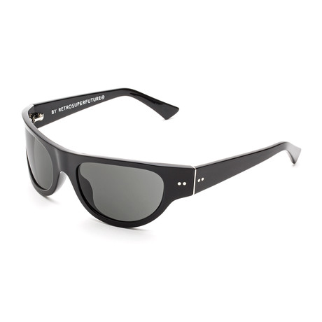 Men's Reed Sunglasses // Black