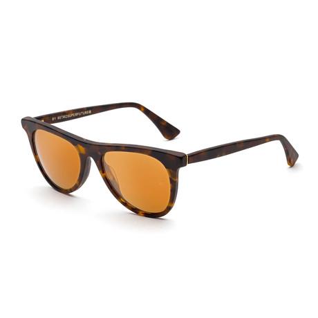 Men's Man Team Sunglasses // Brown