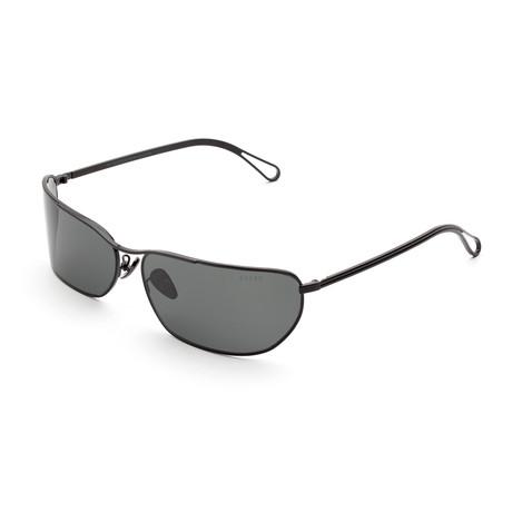 Unisex Zebedia Sunglasses // Black