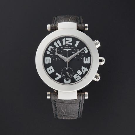 Longines Dolce Vita Chronograph Quartz // L5.677.4.53.3 // Store Display