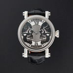 Speake-Marin Piccadilly Face To Face Skulls Automatic // Unworn