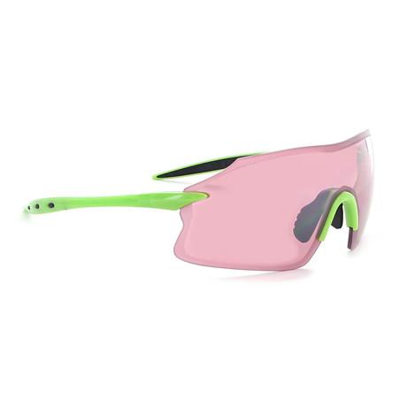 Fixie Pro Sunglasses // Green