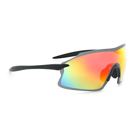 Fixie Pro Sunglasses // Matte Black