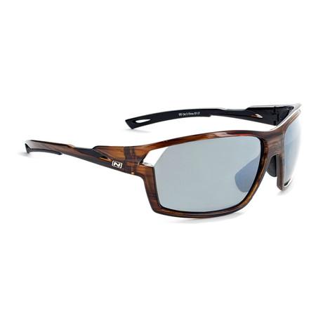 Primer Polarized Sunglasses // Driftwood Demi // Interchangeable Lenses