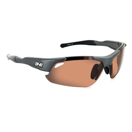 Neurotoxin 3.0 Sunglasses // Matte Carbon // Interchangeable Lenses